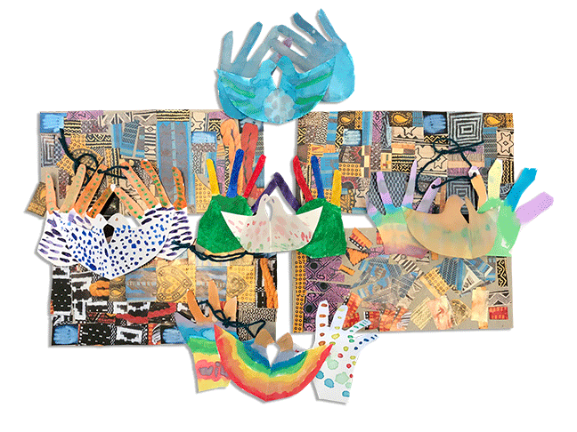 Art of World Cultures for Kids Ages 6 to 8 w/ ZOE HARRISO