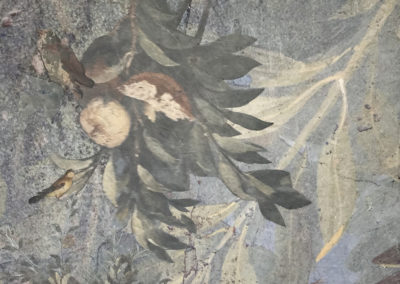 "Alice Stern, ""Livia's Garden"" – $800"