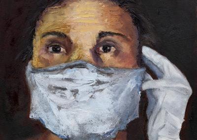 "Catherine Simes, ""Pandemic, 2020"" – NFS"