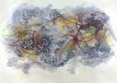 "Naomi Tamura, ""Exploration"" – $250"