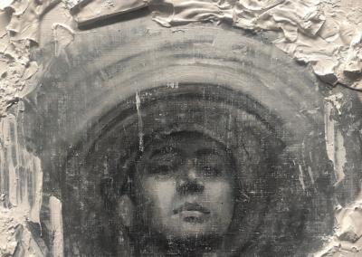 "Oscar Lopez Guerrero, ""Excavating My Past"" – $1,100"