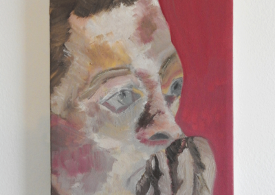 "Rebecca Bihn Wallace, ""A Look Inward"" – $300"