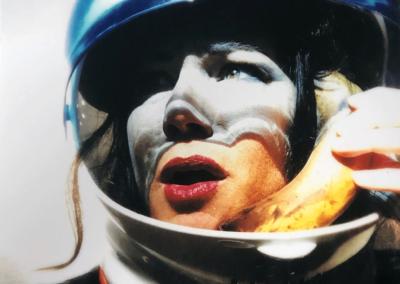 """Rebecca Hutchins, """"Space Banana"""" –$300"""