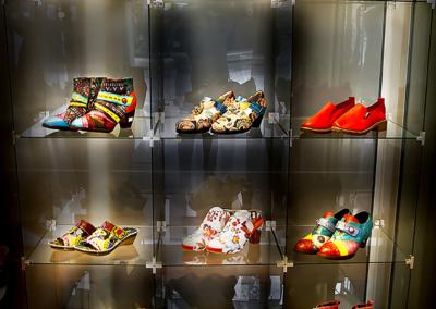 "Mima Cataldo, ""Norwegian Shoes"" Photograph 12x14 $500"