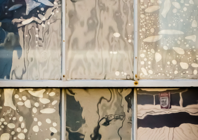 "Rhonda Dubin, ""Window of Dreams"" Photograph 14x11 (Framed) $125"