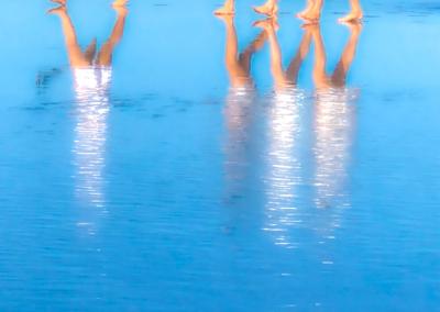 "Suzanne Engelberg, ""Legs"" Photograph 16x21 $800"