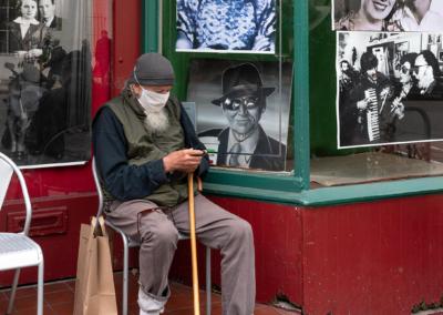 "Suz Lipman, ""North Beach, 2020"" Photograph 10x8 (Framed) $150"