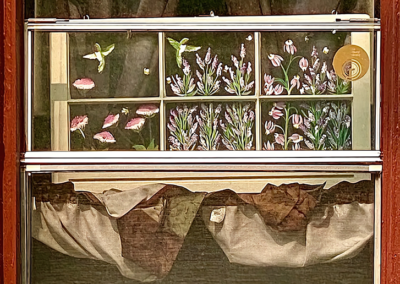 """George Tomberlin, """"Cat In a Window"""" iPhoto 12x20 NFS"""