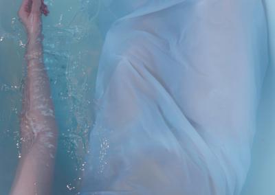 "Savannah Holmes ""Ophelia"" Photography, 18.53x21.4 $400"