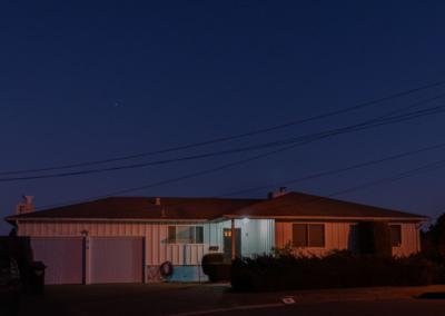 "Suz Lipman ""Ranch House Under Stars"" Photography, 20x20 $350"