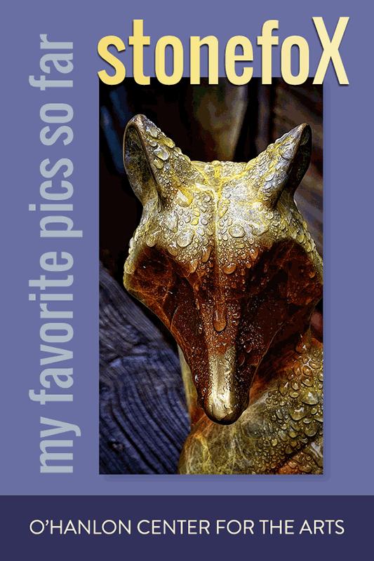 stonefoX  – O'Hanlon Online Loft Gallery Show